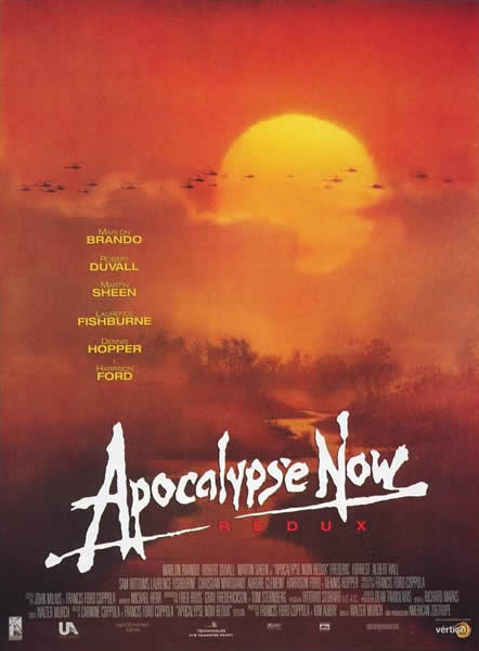 Apocalyps now martin 