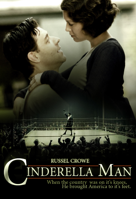 cinderella man movie review But no, america did not love 'cinderella man,' and though most critics swooned,  the film went quickly down for the count at the box office, barely.