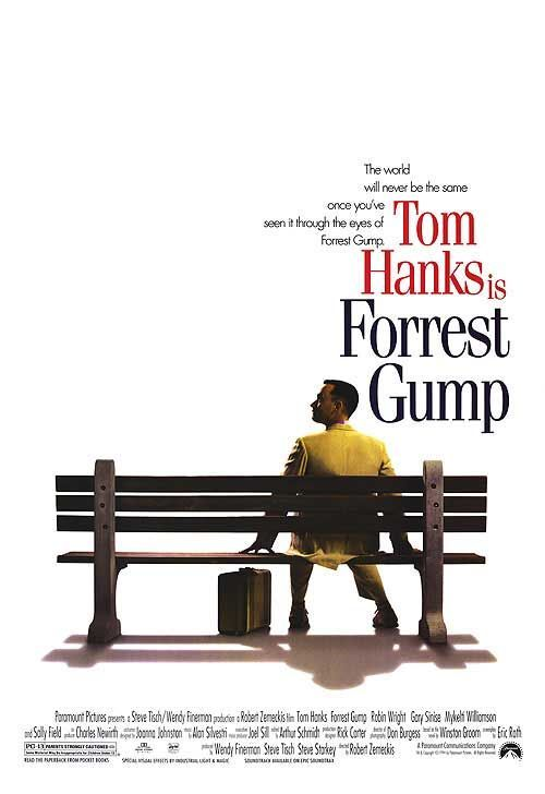 a report on the movie forest gump Free essay on forest gump info speech  the movie forest gump is a success in my opinion because it has  report this essay save.