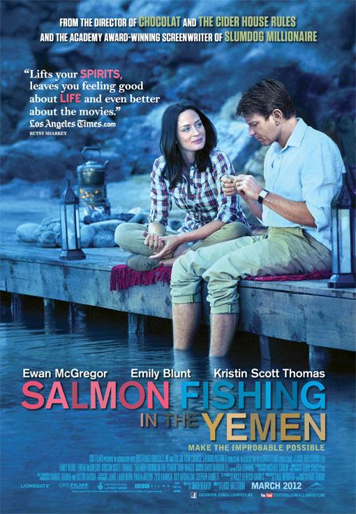 Salmon fishing in the yemen for Salmon fishing in the yemen