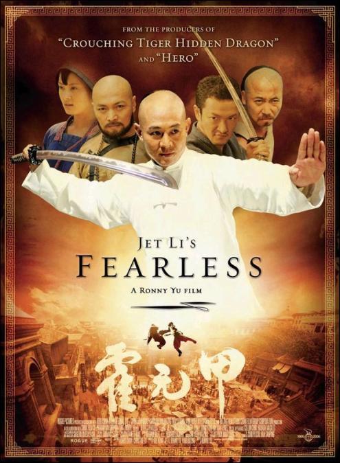 Jet Lee Fearless