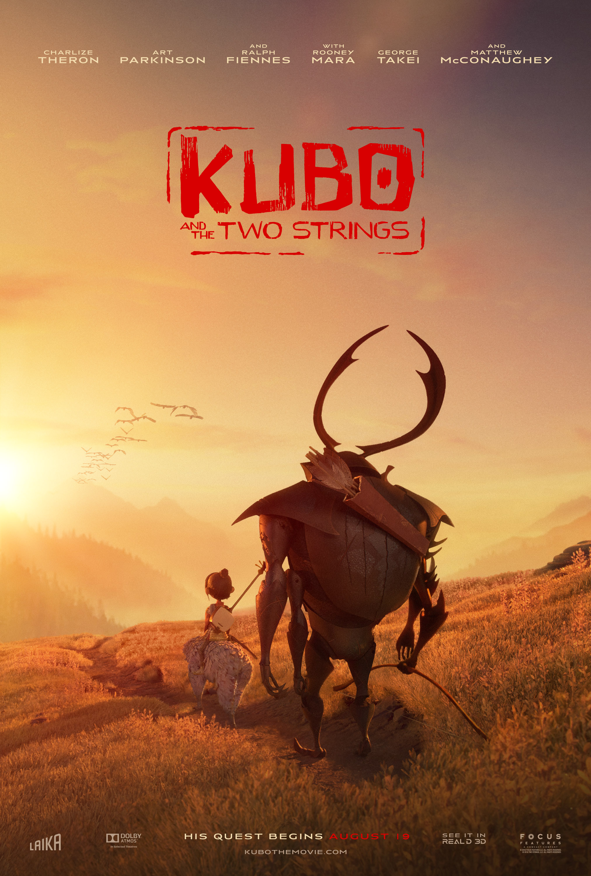 Power In Motion >> KUBO AND THE TWO STRINGS